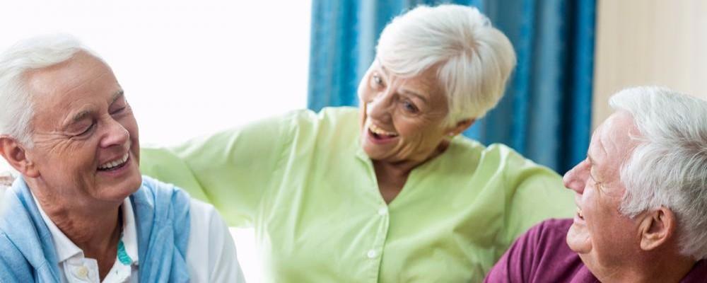What is a dementia-friendly community?